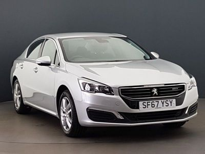 used Peugeot 508 1.6 BlueHDi 120 Active 4dr
