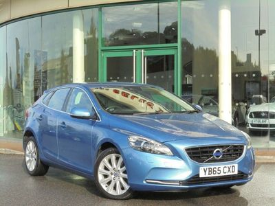 used Volvo V40 2.0 D4 SE Lux Nav Geartronic 5dr