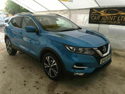 used Nissan Qashqai 1.3 DIG-T N-Connecta DCT Auto (s/s) 5dr
