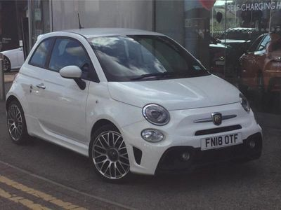 used Abarth 595 2018 Nottingham 1.4 T-Jet 180 Competizione 3dr