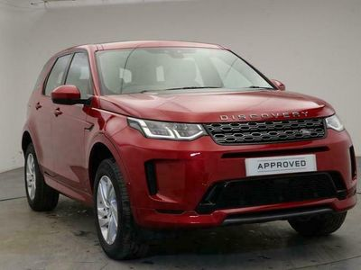 used Land Rover Discovery Sport Diesel Sw 2.0 D180 R-Dynamic S 5dr Auto