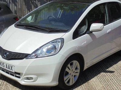 used Honda Jazz 1.4 i-VTEC i-Shift Auto EX - Panoramic Roof - Bluetooth 5dr