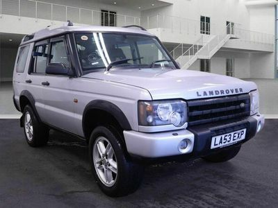 used Land Rover Discovery 2.5 Td5 Landmark 7 seat 5dr