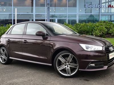 used Audi A1 Sportback S line 1.4 TFSI 150 PS 6 speed 5dr