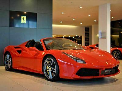 used Ferrari 488 Spider 2dr Auto convertible