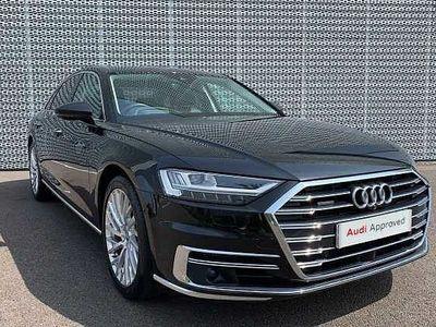used Audi A8 Diesel Saloon 3.0 4dr