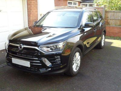 used Ssangyong Korando 1.6D Pioneer Auto 4WD 5dr