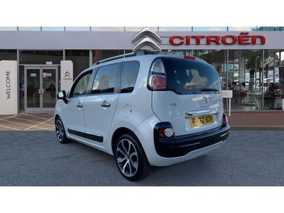 used Citroën C3 Picasso 1.6 HDi 8V Exclusive [115] 5dr