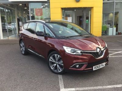 used Renault Scénic Grand Signature Tce Edc 1.3 TCe (140bhp) Signature ENERGY (s/s) 5dr