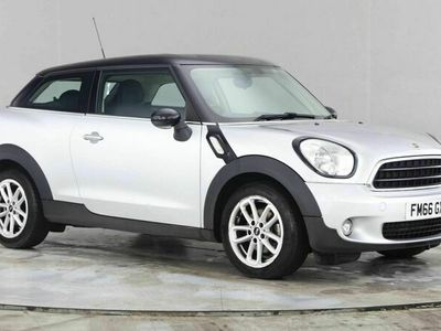 used Mini Cooper D Paceman 1.6 (Chili) (s/s) 3dr
