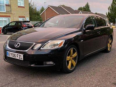 used Lexus GS300 3.0 SE-L CVT 4dr