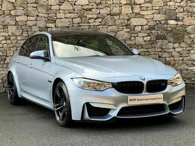 used BMW M3 Saloon DCT 3.0 4dr