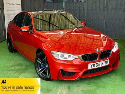 used BMW M3  3 SeriesDCT 4-Door FSH,HUGE SPEC, HEAD UP DISPLAY, HK,19''