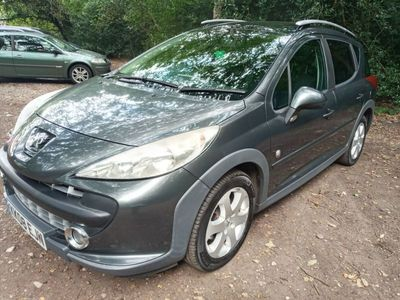 used Peugeot 207 Outdoor SW 1.6 VTi 5dr
