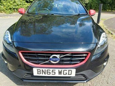 used Volvo V40 Hatchback D4 (190bhp) R DESIGN Lux Nav 5d