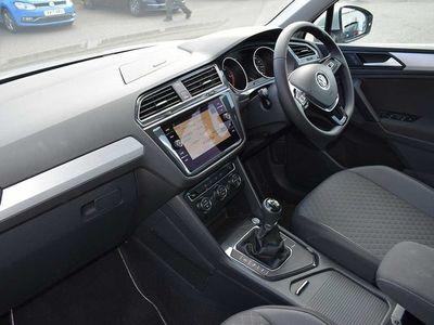 used VW Tiguan Tiguan MatchSWB Match TDI 2.0 2WD 150PS 4x4 2019