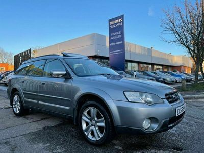 used Subaru Outback 3.0 Rn 5dr