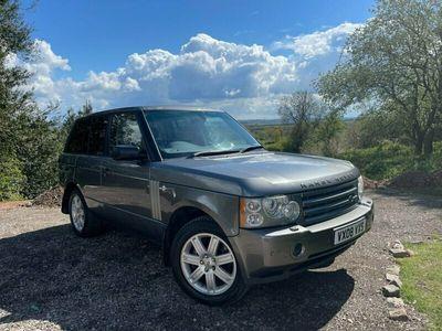 used Land Rover Range Rover 3.6 TDV8 VOGUE 5d 272 BHP