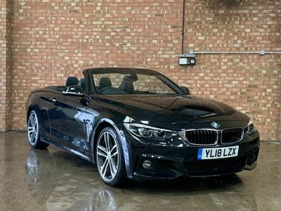 used BMW 440 4 Series i M Sport Convertible 3.0 2dr