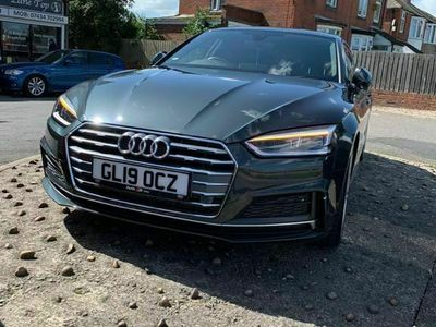 used Audi A5 Sportback 2.0 TFSI 40 S line S Tronic (s/s) 5dr