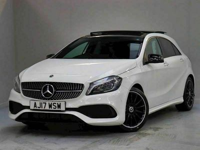 used Mercedes A160 A Class HatchbackAMG Line Premium Plus 5dr 1.6