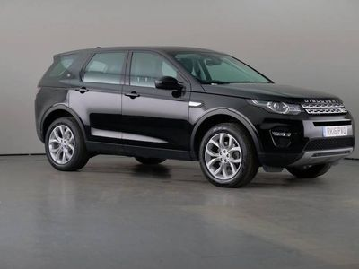 used Land Rover Discovery 2.0 TD4 180 HSE Nav 5dr