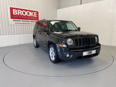 used Jeep Patriot 2.2 CRD Limited 4x4 5dr