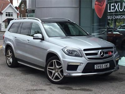 used Mercedes GL350 GL Class Diesel Station WagonBlueTEC AMG Sport 5dr Tip Auto 3.0