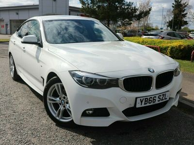 used BMW 320 3 Series d [190] M Sport 5dr Step Auto [Business Media] 2.0
