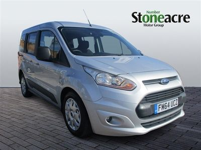 used Ford Tourneo Connect 1.6 TDCi Zetec 5dr