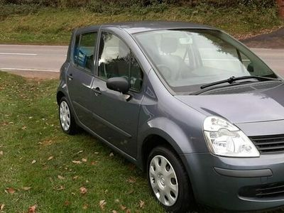 used Renault Modus 1.2 Expression 5dr [Euro 4]