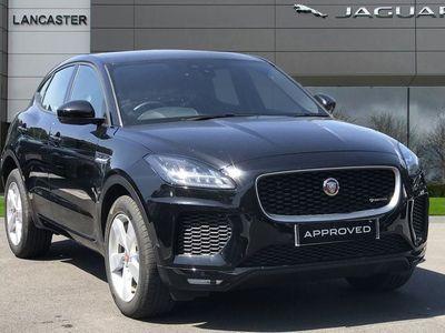used Jaguar E-Pace E-PACE 2018D180 R-Dynamic SE AWD Estate 2018