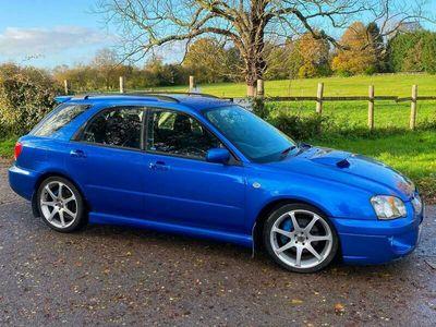 used Subaru Impreza Estate 2.0 WRX AWD Turbo 5d