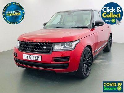 used Land Rover Range Rover 3.0 TDV6 VOGUE SE 5d AUTO 255 BHP 5-Door