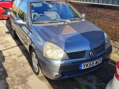 used Renault Clio 1.2 16v Dynamique 3dr