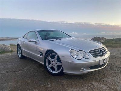 used Mercedes SL500 SL Class 5.02d 306 BHP
