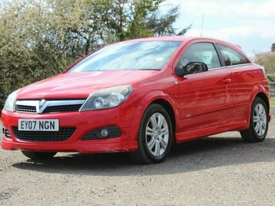 used Vauxhall Astra 1.6 DESIGN 3d 115 BHP MOT - 18/02/2022