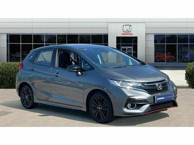 used Honda Jazz 1.5 i-VTEC Sport Navi CVT (s/s) 5dr