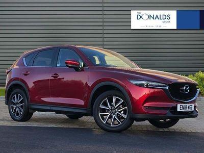 used Mazda CX-5 2.0 Sport Nav 5dr