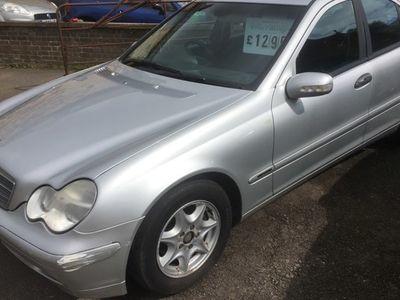 used Mercedes C200 C ClassCDI Classic SE 4dr Auto