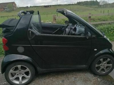 used Smart ForTwo Cabrio 0.7 City Pulse 2dr