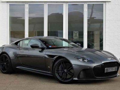 used Aston Martin DBS V12 Superleggera 2dr Touchtronic 5.2