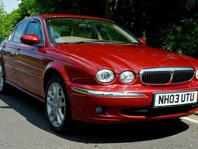 used Jaguar X-type 2.1 V6 S 4dr
