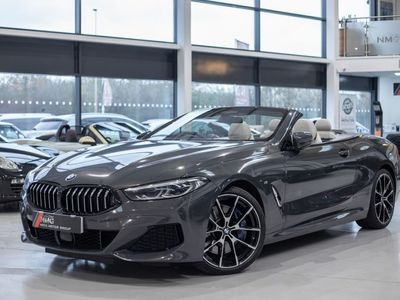 used BMW 840 840 d xDrive Convertible 3.0 2dr