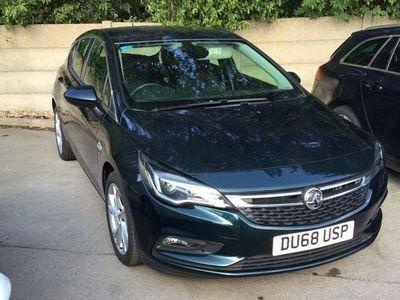 used Vauxhall Astra 1.6T 16V 200 Sri 5Dr
