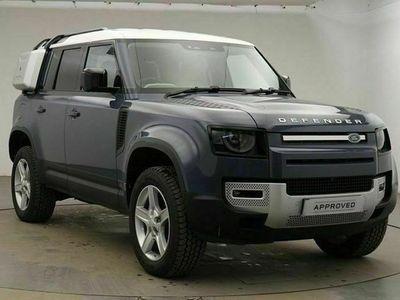 used Land Rover Defender NewP400 SE 110 Petrol MHEV