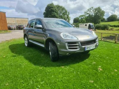 used Porsche Cayenne 4.8 S Tiptronic S AWD 5dr