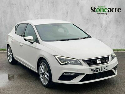 used Seat Leon 1.4 TSI 125 FR Technology 5dr