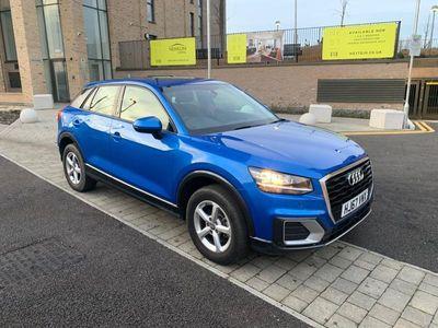 used Audi Q2 TFSI SE