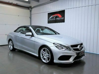used Mercedes E350 E-Class 3.0BLUETEC AMG SPORT 2d 252 BHP LEATHER SEAT